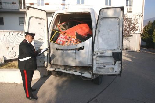 San lorenzello trasporto illegale di rifiuti speciali for San lorenzello