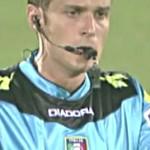 arbitro Riccardo  Ros
