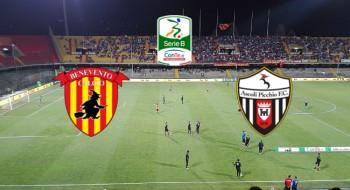 Serie B, 19 giornata d'andata Benevento - Ascoli