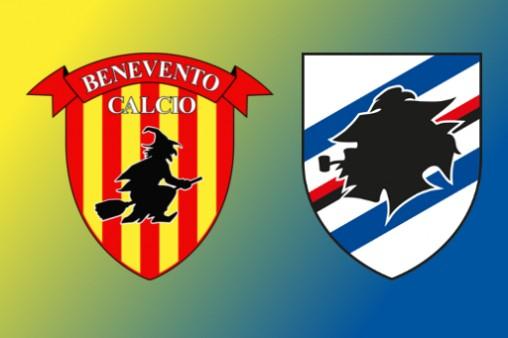 Benevento Sampdoria 07.02.2021, serie A, seconda giornata di  ritorno